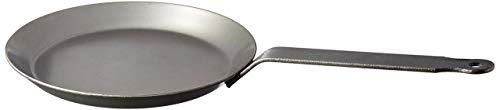 Matfer Bourgeat 62032 062032 Round Crepe Pan, 7 7/8-Inch, Gray