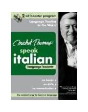 Michel Thomas Speak Italian Language Booster: 2-CD Booster Program