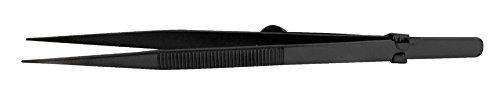 [해외]6 1 4 블랙 다이아몬드 슬라이드 잠금 핀셋 최고의 보석 공급에 의한 스테인레스 스틸 루즈 스톤 보석/6 1 4  Black Diamond Slide Lock Tweezers Stainless Steel Loose