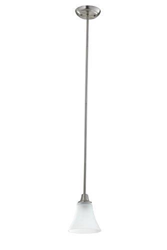 Pendant Light Satin Nickel - 6