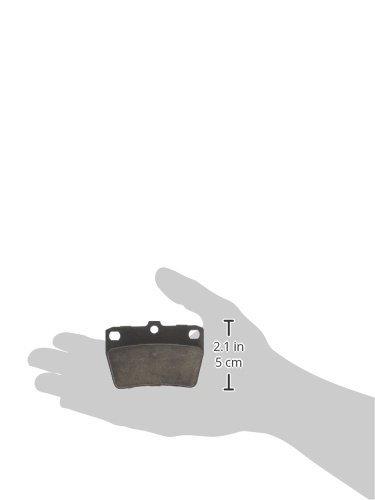 Centric Parts 102.10510 102 Series Semi Metallic Standard Brake Pad