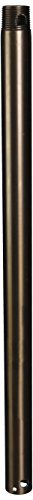 Hunter 28207 18-Inch Downrod, Bronze Patina