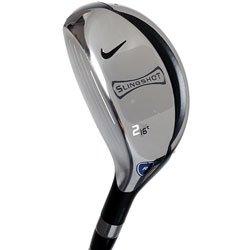 Nike Slingshot Hybrid 4, Rh 23 Degree, Graphite, Stiff Flex