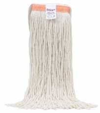 RENOWN¨ #20 STANDARD CUT-END RAYON WET MOP HEAD WITH 1