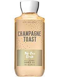- Bath and Body Works CHAMPAGNE TOAST Shower Gel 10 Fluid Ounce (2018 Limited Edition)