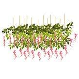 Bumatech Artificial Flower Vine