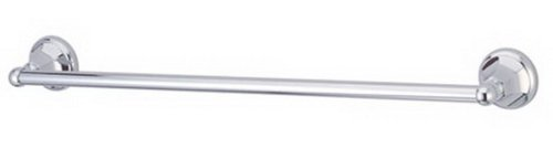 Kingston Brass BA4811C Metropolitan 24-Inch Towel Bar, Polished Chrome ()