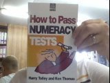 img - for How to Pass Numeracy Tests (Test Series) by H. Tolley (1995-12-31) book / textbook / text book