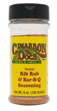 Cimarron Docs Sweet Rib Rub & Bar-B-Que Seasoning (5 ounce) (Best Bbq In Kansas City Anthony Bourdain)