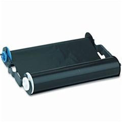 Bulk PC-301 Brother Compatible Thermal Fax Cartridge, Black Ink: CBPC301C (18 Fax - Compatible Fax Pc301