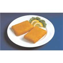 SeaCrisp Breaded Rectangle Minced Fish, 3 Ounce of 52-54 Pieces, 10 Pound -- 1 ()