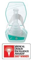 Coloplast - 22130 - Conveen Optima Male Self-Adhering External Catheter, Shorter Length 30 mm