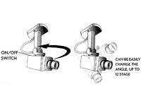 Velleman CAMD3 Dummy Rotating Camera with Led