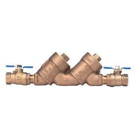 Double Check Valve Assembly - Wilkins 3/4 950XLT Top Access Double Check Valve Backflow Preventer 34-950XLT DCV by Wilkins