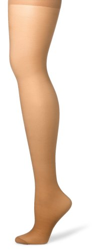 (Hanes Silk Reflections Women's Silky Sheer Hosiery, Little Color, CD (Pack of 3) )