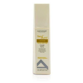 Alfaparf Semi Di Lino Diamante - AlfaParf Milano Semi Dilino Diamond Cristalli Spray, 4.22 Ounce