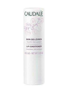 Caudalie Lip Conditioner. Moisturizing Daily Lip Balm Treatment that Repairs and Protects, With Antioxidants and Light Vanilla Scent (0.15 Ounce / 45 Gram)
