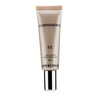 Giorgio Armani Luminessence CC Cream SPF 35, No. 02, 1.01 Ounce - Giorgio Armani Concealer