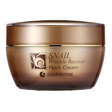 Charmzone Snail Wrinkle Recover Neck Cream 50ml
