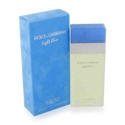 Luxury Do lce & Gab bana Light Blue For Women EDT 3.4 oz Per