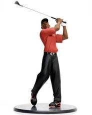 Upper Deck Authenticated All Star Vinyl 10 Inch Legends Series Figure Tiger Woods by Upper Deck