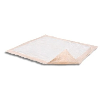 Briggs Healthcare Attends Tuckables Underpads, 70'' x 36'' Overall (36'' x 36'' Contact Area) - 50 per Case
