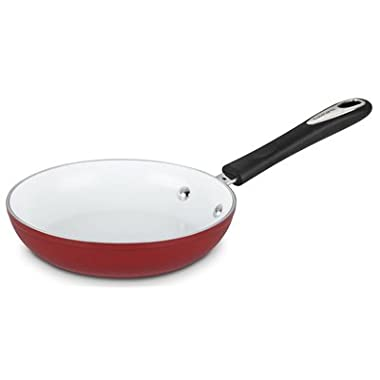 Cuisinart 5922-20R Elements Open Skillet, 8-Inch, Red