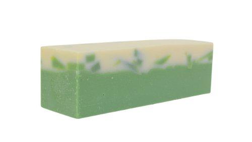 Kaffir Lime Handmade Artisan Olive Oil Soap Loaf -3 (Goats Milk Soap Loaf)