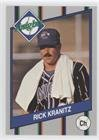 Rick Kranitz (Baseball Card) 1991 R&S Trading Cards Charlotte Knights - [Base] #25