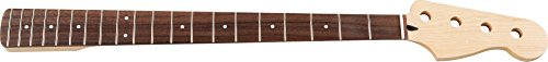 Mighty Mite MM2906 P-Bass Replacement Neck with Rosewood Fingerboard by Mighty Mite