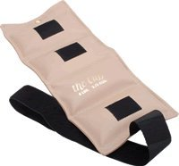 WRIST AND ANKLE WEIGHT CUFF, 6 LBS