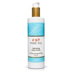 Pure Fiji White Gingerlily Hydrating Body Lotion 90ml/3oz (Pure Fiji Hydrating Body Lotion)