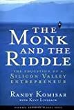 img - for The Monk and the Riddle 1st (first) edition Text Only book / textbook / text book