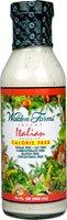 Walden Farms Calorie Free Dressing Creamy Italian -- 12 fl oz (Creamy Herb Dressing)