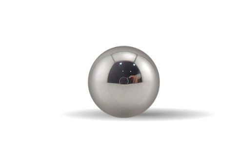 3/4 Inch Stainless Steel 440C Ball, Grade 25, (Ea)