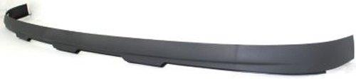 Crash Parts Plus Textured Front Air Dam Deflector Valance Apron for 2007-2013 GMC Sierra 1500