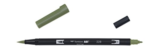 Tombow Dual Brush Pen, ABT, No. 228 (AB-T228)