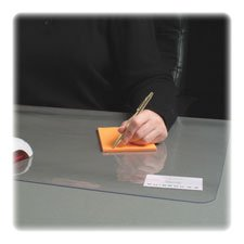 Lorell Desk Pad, 20 x 36 Inches, Clear