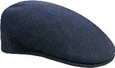 (Kangol Men's Wool 504 Cap, Blue, Small )