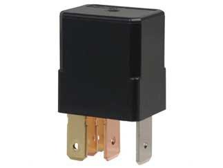 PANASONIC IND DEVICES (PIDSA) CM1-R-12V CM Series 20 A SPDT 12 VDC Micro-ISO Inner Resistor Plug-In Automotive Relay - 5 item(s)