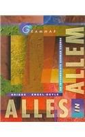 Alles in Allem: An Intermediate German Course : Grammar
