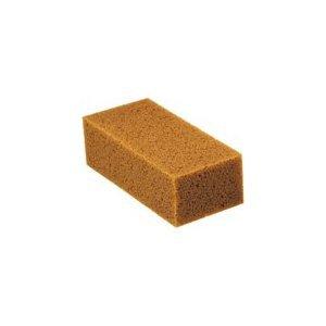Unger Fixi Clamp Sponge, 8 x 3 in, 2 Thick, Orange