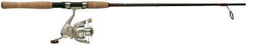 Pflueger Trion GX 7 Spinning Combo, 6-Feet 0-Inch, Outdoor Stuffs