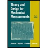 Theory & Design for Mechanical Measurements by Figliola,Richard S.; Beasley,Donald E.. [2005,4th Edition.] Hardcover