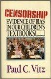 Censorship, Paul C. Vitz, 089283305X
