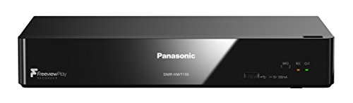 Panasonic DMR-HWT150EB Smart 500 GB HDD Recorder with Freeview Play