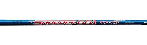 Fujikura(フジクラ) Speeder EVOLUTION 661 ゴルフシャフト 単品 47インチ フレックス SR  SPD661EVO  キックポイント:先中調子 シャフト重量:64g B019GH893M