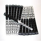 13 Piece Set - Golf Pride - New Decade Multi-Compound Midsize Grips White