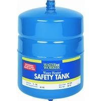WaterWorker G-5L Tank without Valve Water Heater Expansion Safety Tank, 2-Gallon Capacity, Green