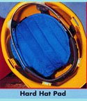 Occunomix 968-018 Mira Cool Hard Hat Pad, (Hard Hat Cooling)
